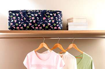 Storage bags and accessories