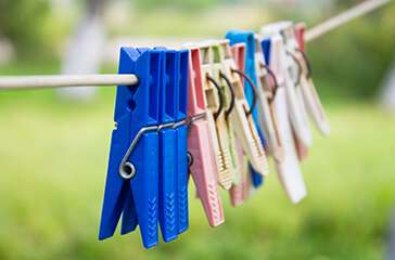 Drying racks and clothes accessories
