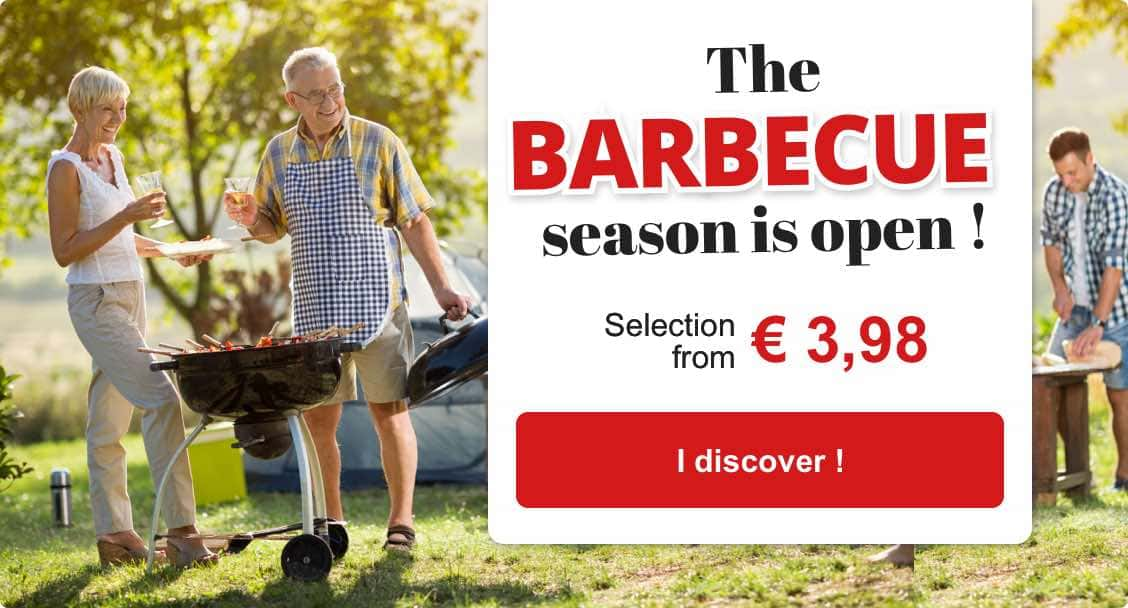 The barbecue season is open!