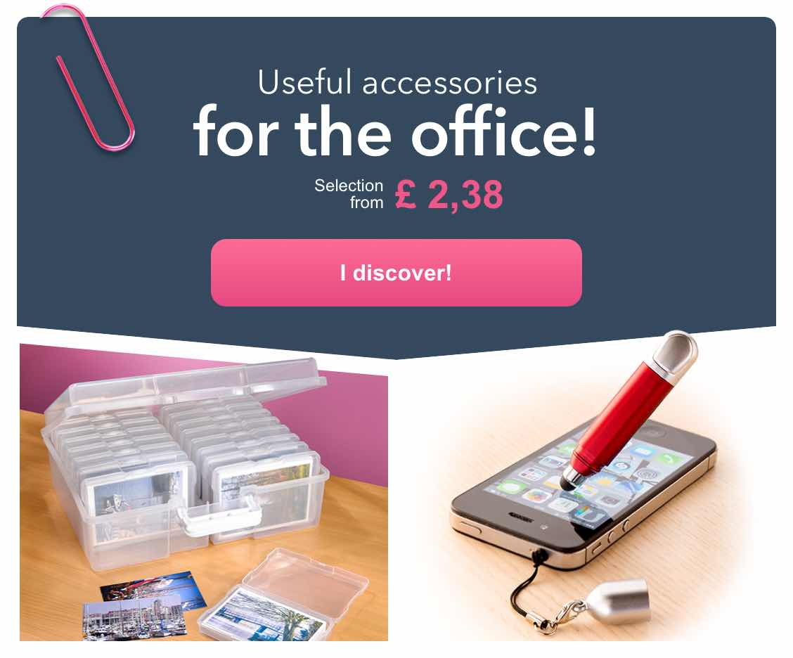 Useful accessories for the office!